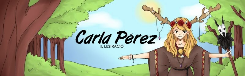 Carla Pérez Il·lustració