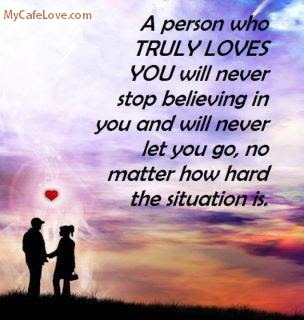Heart touching Love quote image
