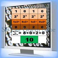 Aprenda a converter números binários em decimais.