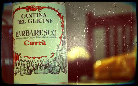 BARBARESCO CURRA' 2010 - D.O.C.G. - Cantina del Glicine
