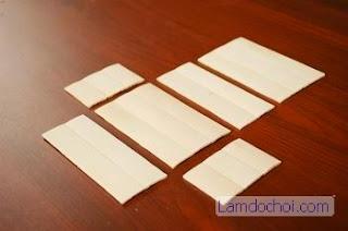 Làm Danbo Handmade Từ Que kem