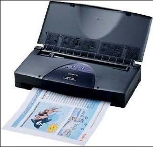 Error Printing Canon BJC-85