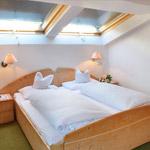 Zimmer im Hotel Walder in Schenna