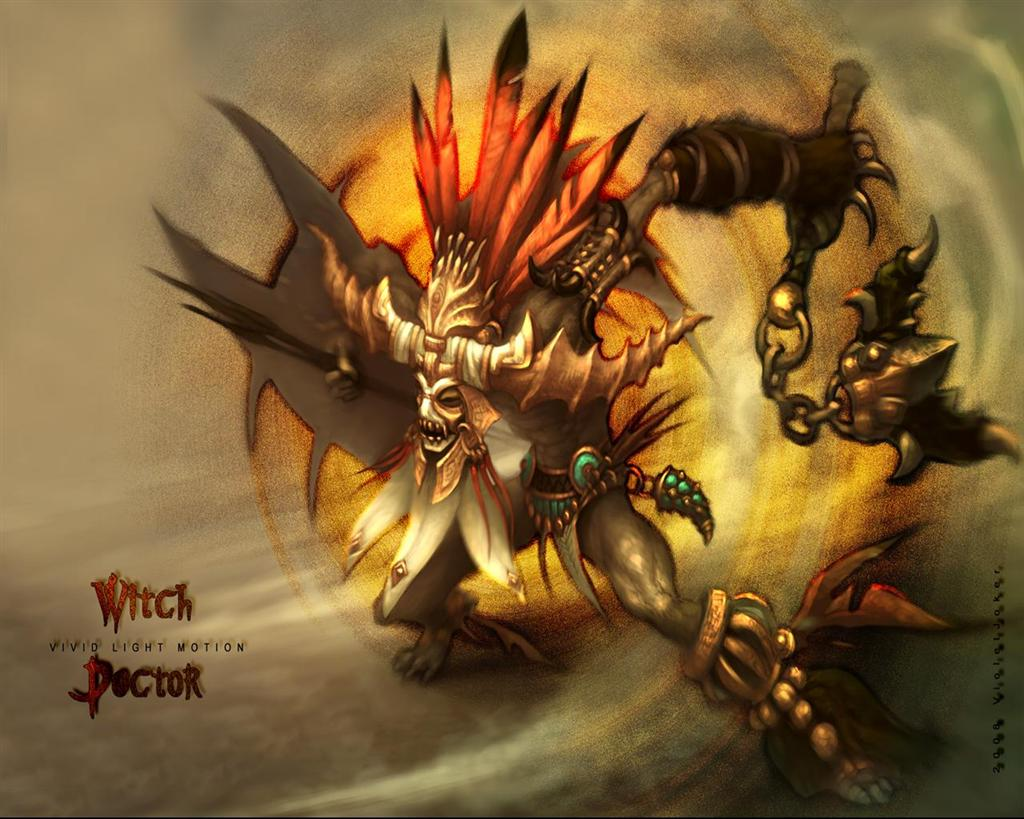 Diablo HD & Widescreen Wallpaper 0.253905540092538