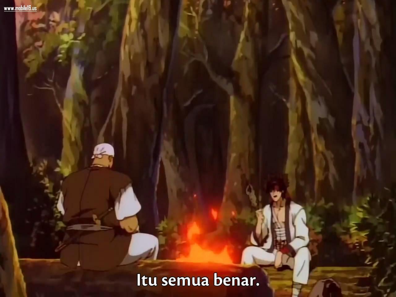 Download samurai x episode 3 sub indo