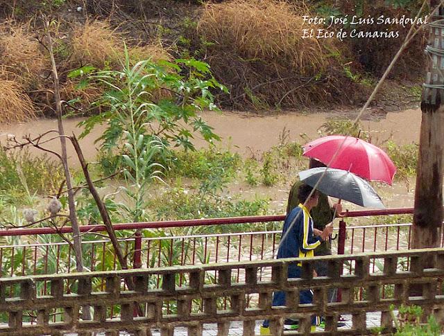 las clases no se suspenden 21 octubre gran canaria por alerta de lluvias