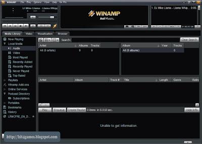 Winamp 5.63 Full