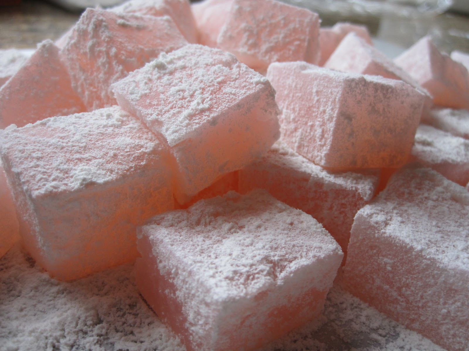how to make turkish delight with leaf gelatine