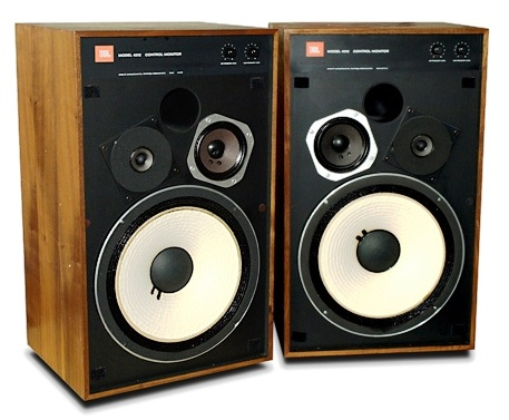 vintage jbl speakers. later model of the jbl l100 vintage jbl speakers k