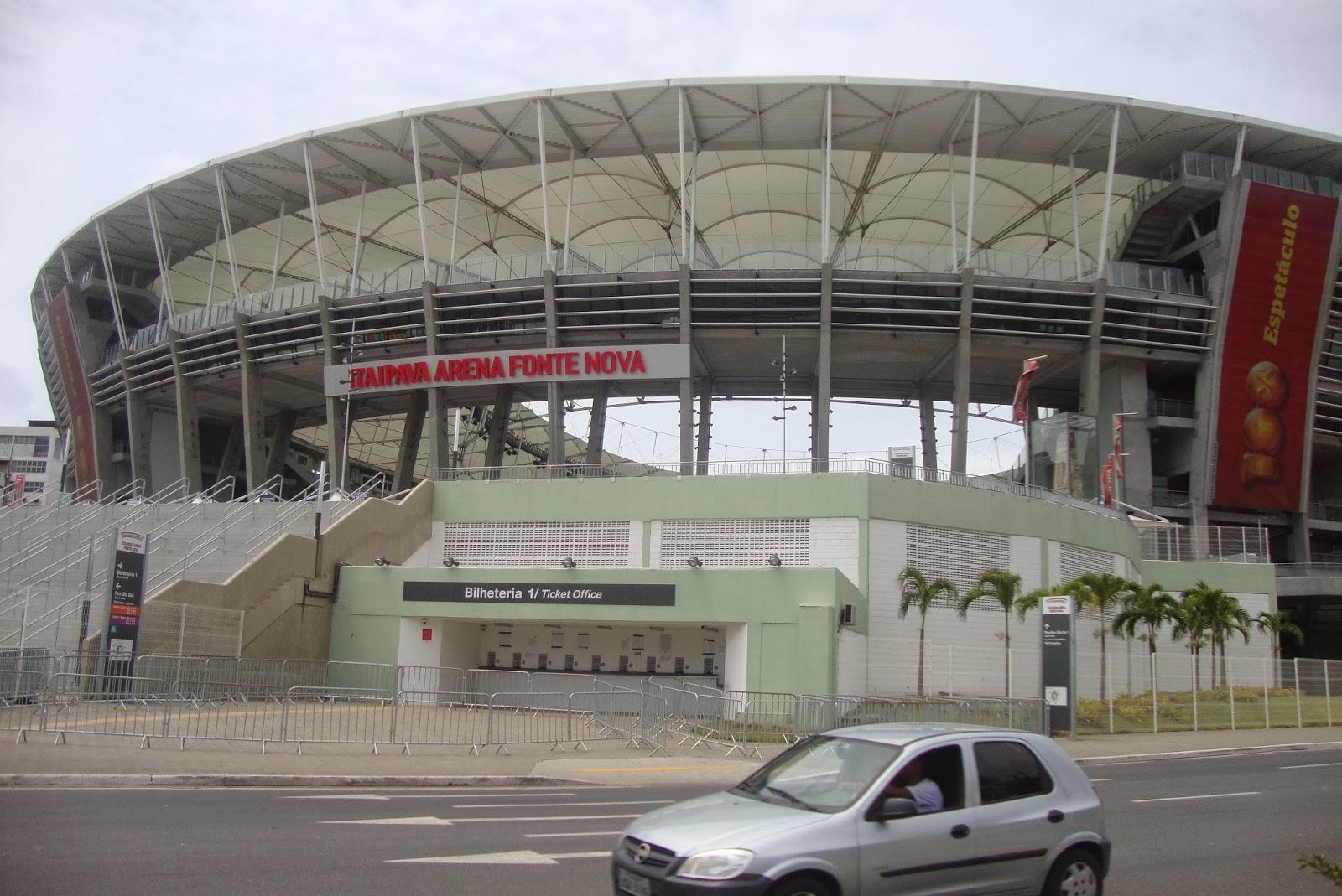 Arena Fonte Nova -  Salvador - BA