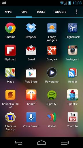 Apex Launcher Pro app