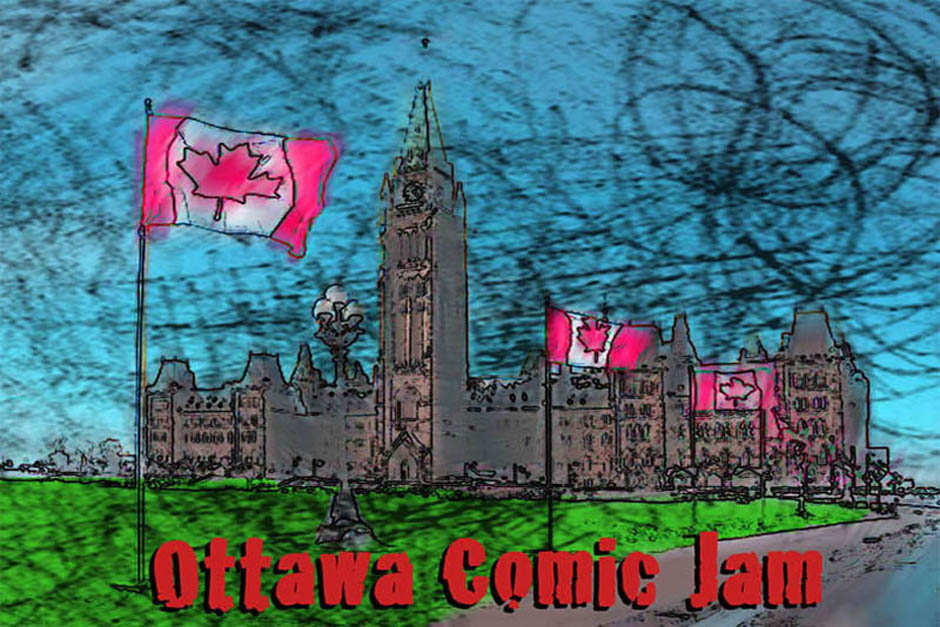 The Ottawa Comic Jam