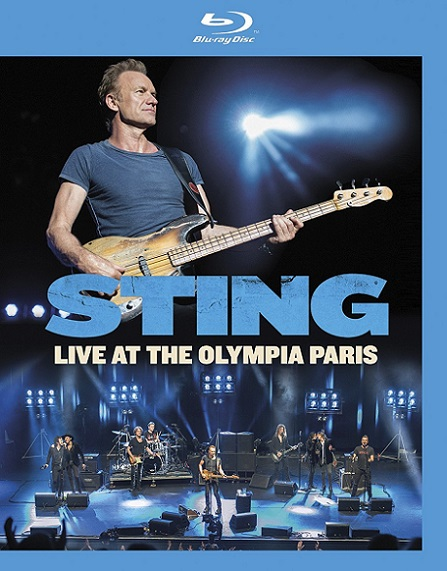 Sting: Live at the Olympia Paris (2017) m720p BDRip 4.6GB mkv DTS 5.1 ch