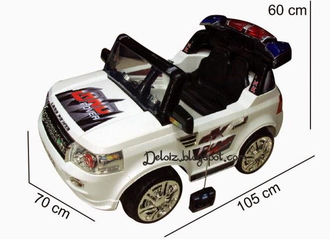 Gambar Mobil Aki Untuk Anak