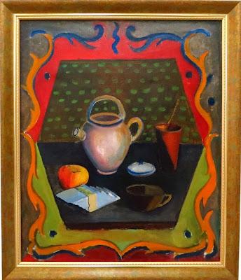 Роман Сельский, Натюрморт, 1926