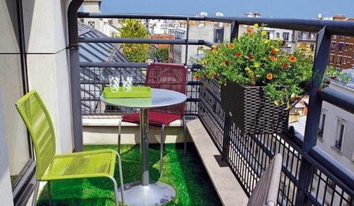 Design Teras Dan Balkon Rumah Tingkat