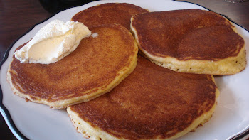 Corn Meal Pancakes
