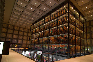 Beinecke Rare Book and Manuscript Library - USA