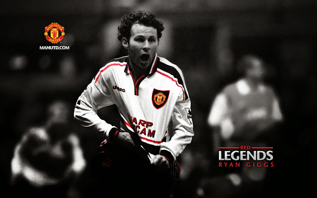 Ryan Giggs: Red Legends Manchester United