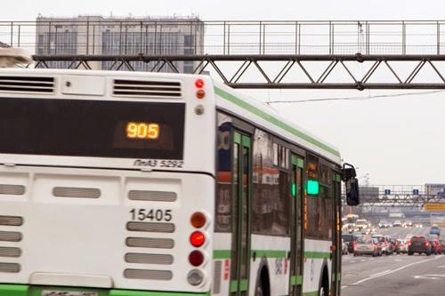 Маршрут 905го автобуса в Москве с остановками