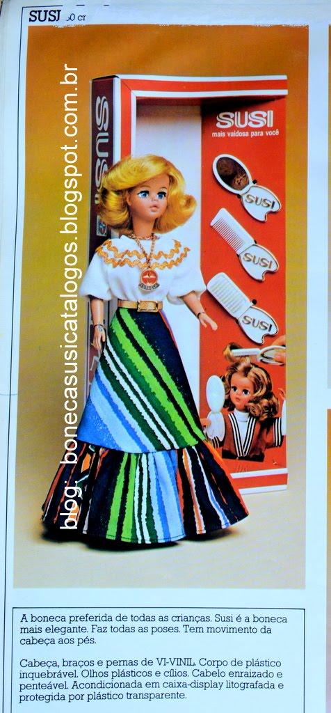 Catálogo Susi 1978
