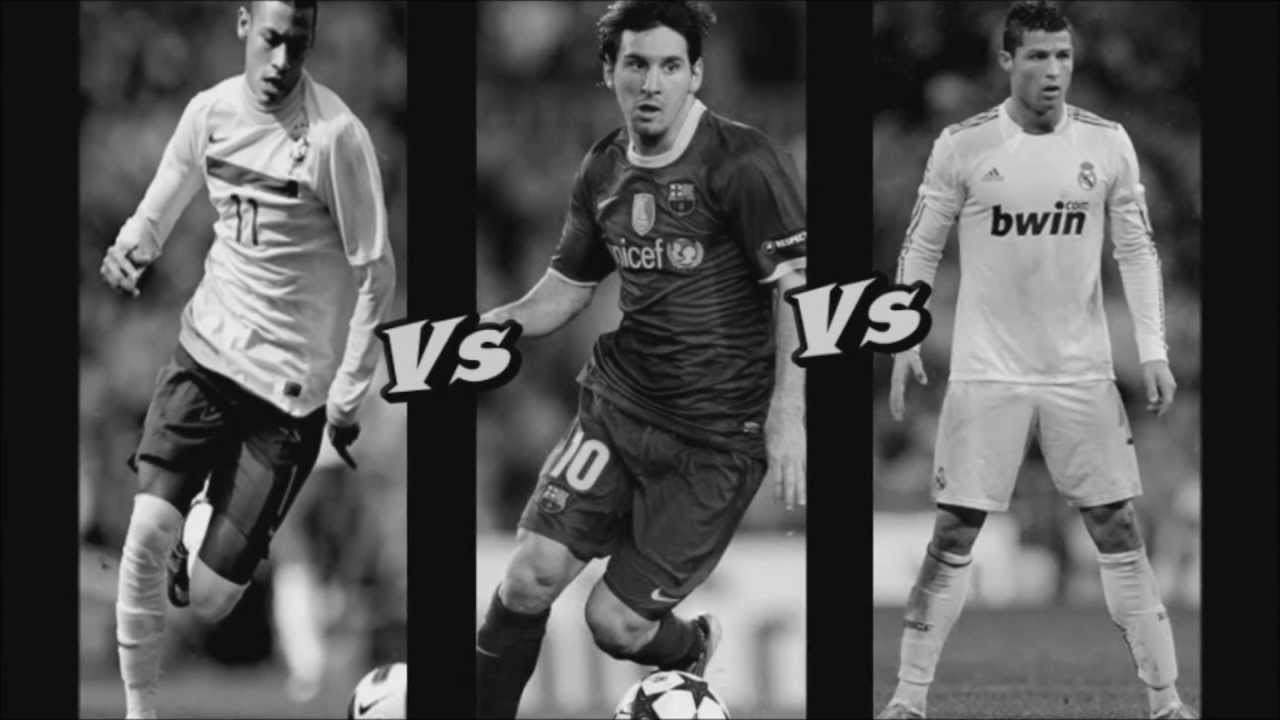 Video  Neymar vs Messi vs Cristiano Ronaldo 2013Messi Vs Neymar Vs Cristiano Ronaldo