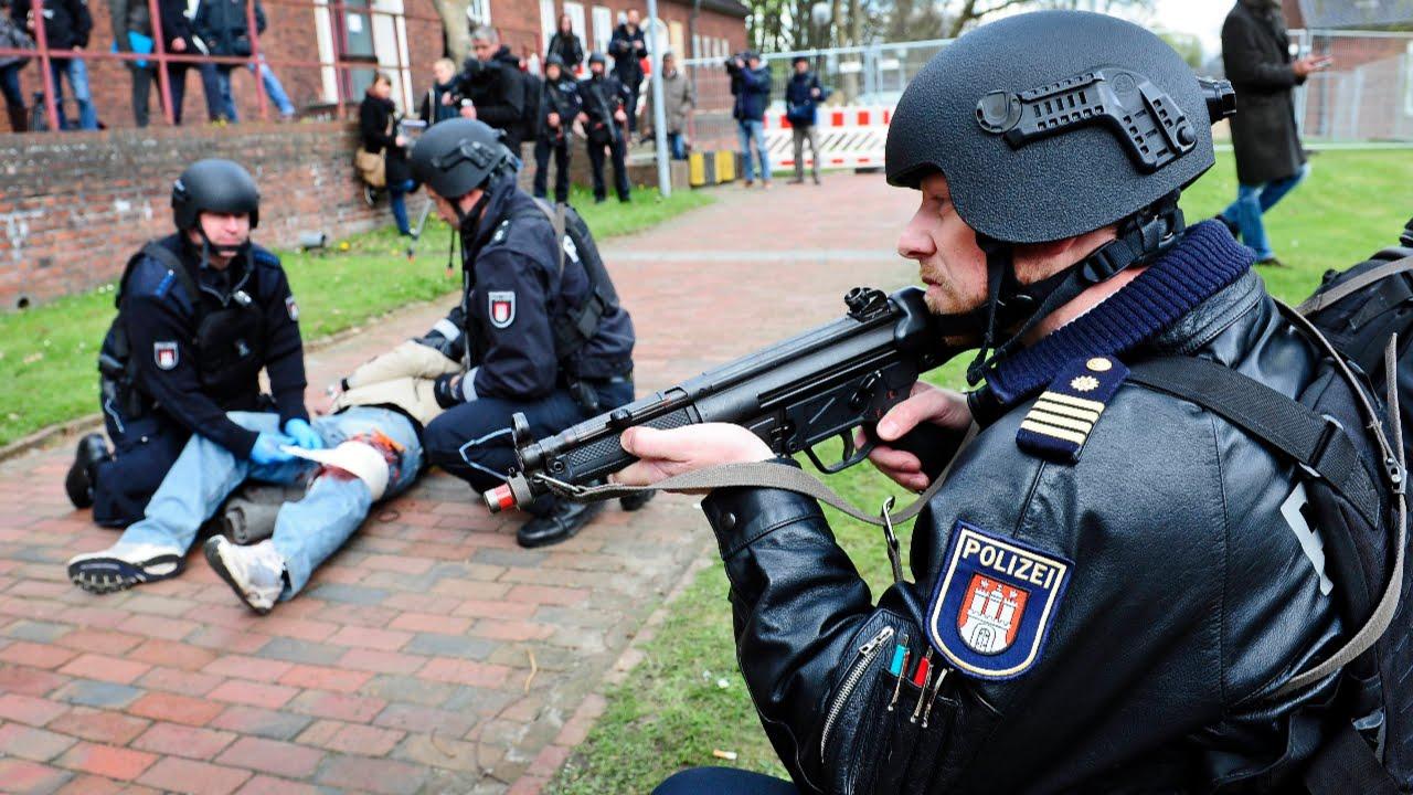 Hamburger Polizei Personalmangel: Zahlreiche Peterwagen abgemeldet