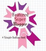 Super blogger sunday : Nivedita of Nivedita&#39;s kitchen