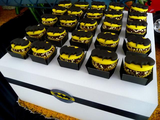 Doces Batman
