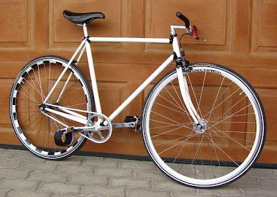 จักรยานฟิกเกียร์ ดัดแปลง