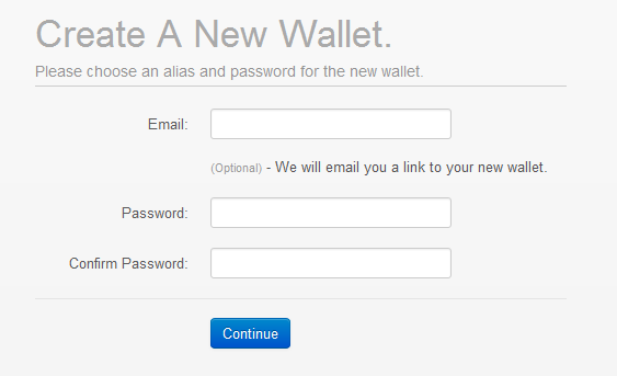 Akun Wallet Untuk Tempat Menyimpan Saldo Bitcoin (BTC)