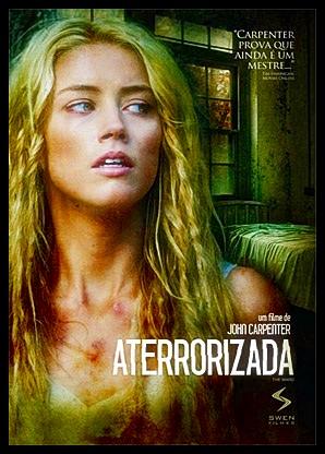 Filme Poster Aterrorizada DVDRip XviD Dual Áudio & RMVB Dublado