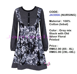 T-shirt-Muslimah-Jameela-JA300A