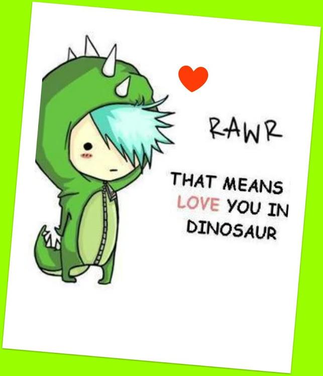 Sos mi dinosaurio