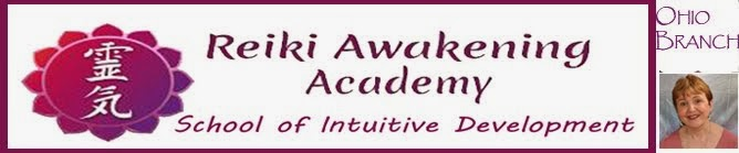 Reiki Awakening Academy, Columbus Ohio