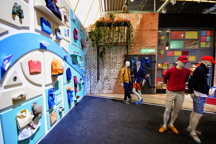 Timberland, Bread & Butter Berlin 2014 Summer