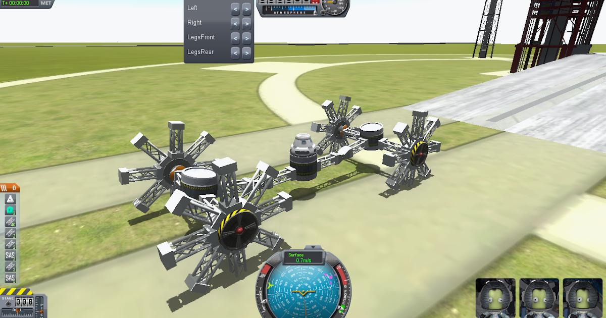 kerbal space program скачать торрент 1.0.5