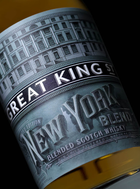 Great King Street New York Blend