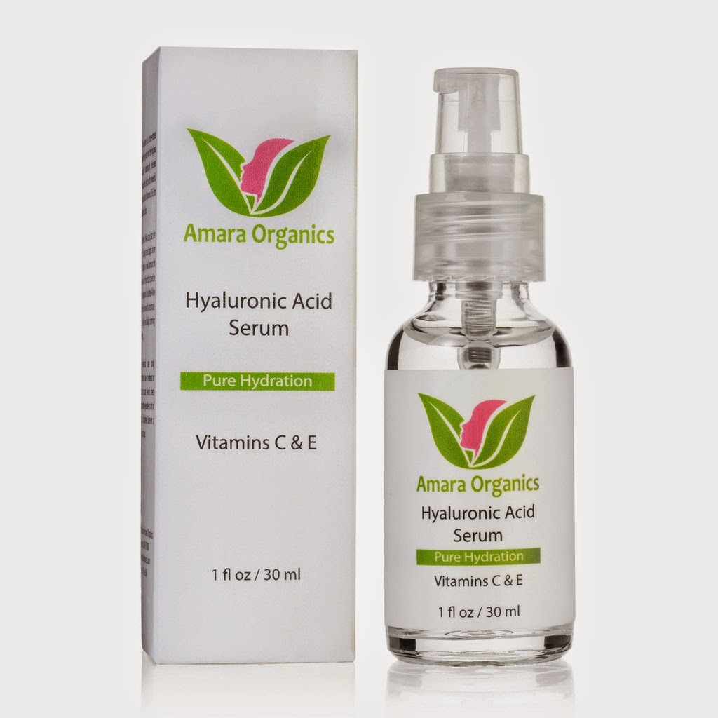 Amara Organics Hyaluronic Acid Serum, by Barbie's Beauty Bits