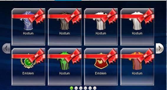 Cara Mudah Mendapatkan Jersey dan Emblem Top Eleven