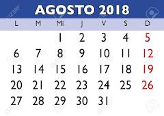 La agenda de River en Agosto