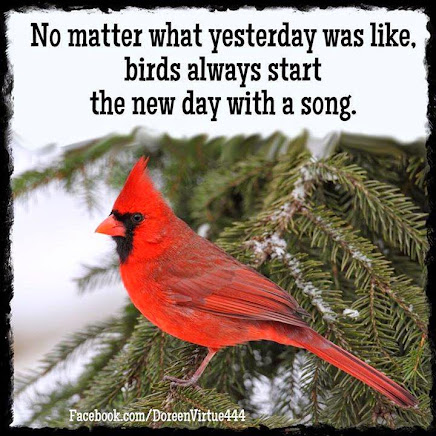 If you begin each day with a SONG,  life will be BETTER.