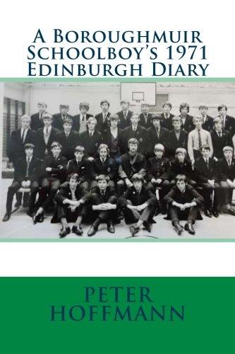 A Boroughmuir Schoolboy's 1971 Diary