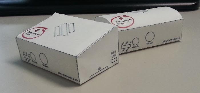 Due nuovi case papercraft da stampare per il vostro super for Costo per costruire 5 case a schiera