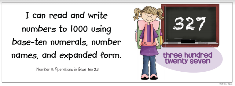 Connected Combo Place Value Activities 2nd Grade