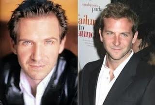 Ralph Fiennes e Bradley Cooper