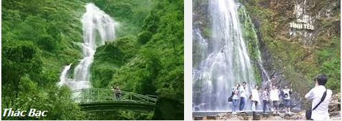 Tour du lịch sapa 1 ngày thác bạc thác tình yêu