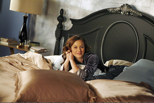 Blair Waldorf Room Painting