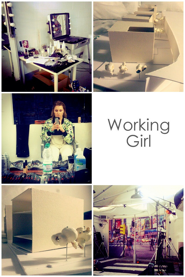 MY LIFE | WORKING GIRL / LEISURE TIME