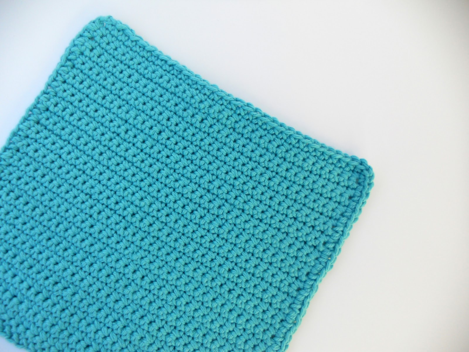 Just Another Hang Up: 100% Cotton Crocheted Dishcloths